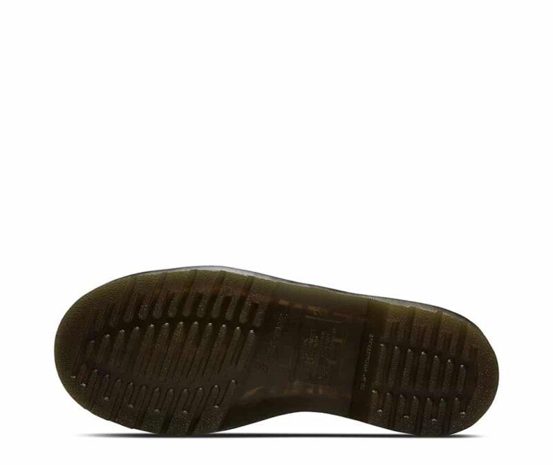 Dr. Martens 1925 Black 3-Eye Steel Toe Shoe 5