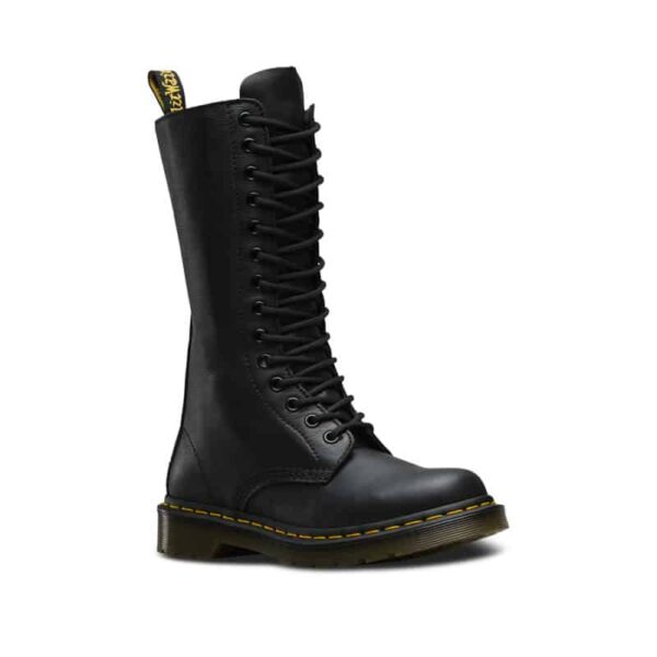 1B99/11820008 Black Virginia 14-Eye Boot