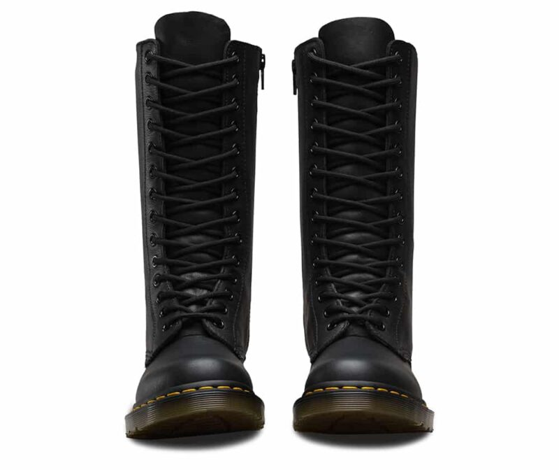 Dr. Martens 1B99 Black Virginia 14-Eye Boot 2
