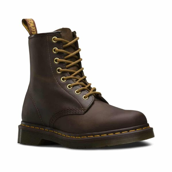 1460 Gaucho Crazy Horse 8-Eye Boot