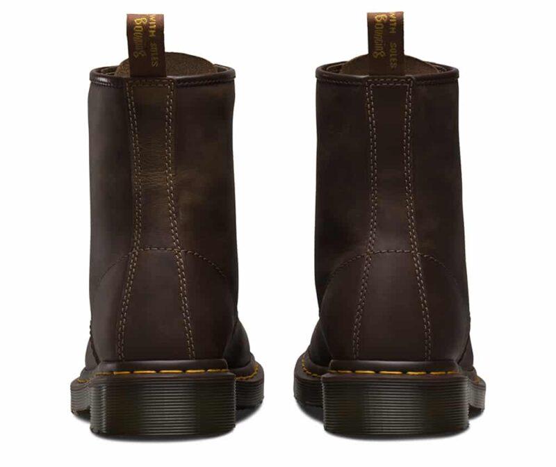1460 Gaucho Crazy Horse 8-Eye Boot 4