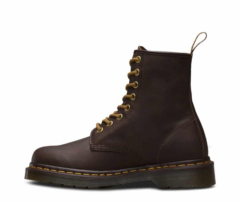1460 Gaucho Crazy Horse 8-Eye Boot 3