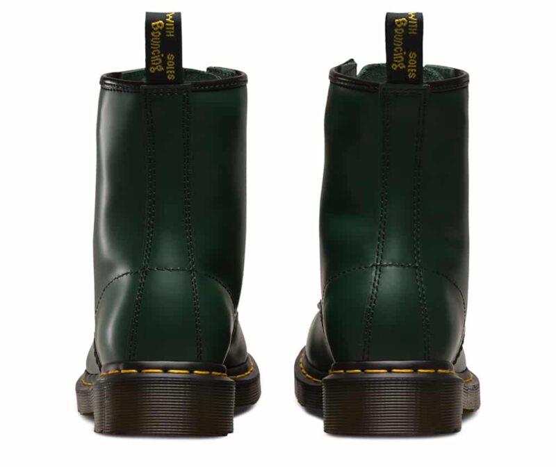 1460 Green Smooth 8-Eye Boot 4
