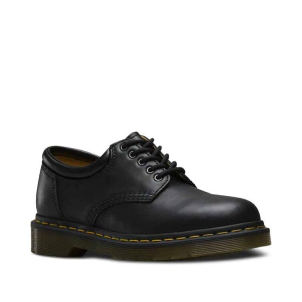 Dr. Martens 8053 Black Nappa 5-Eye Shoe