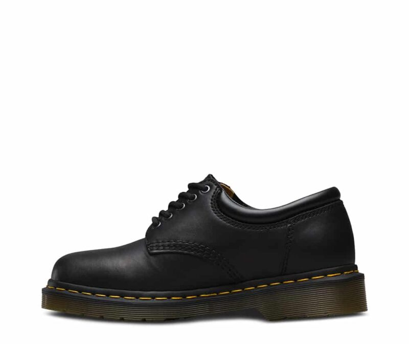 8053/11849001 Black Nappa 5-Eye Shoe 4