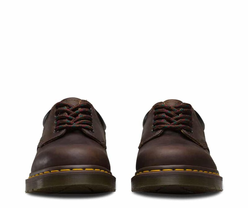 Dr. Martens 8053 Gaucho Crazy Horse 5-Eye Shoe 2
