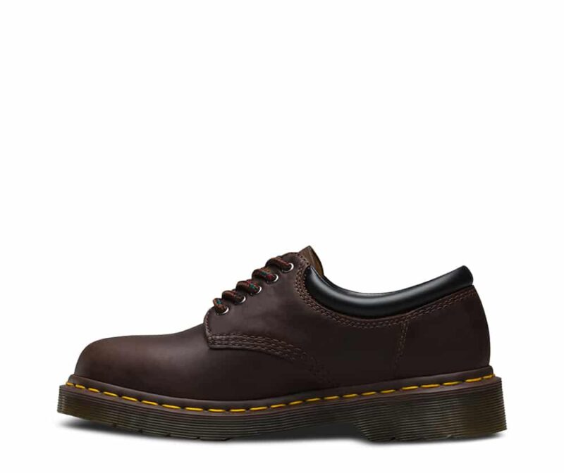 Dr. Martens 8053 Gaucho Crazy Horse 5-Eye Shoe 3