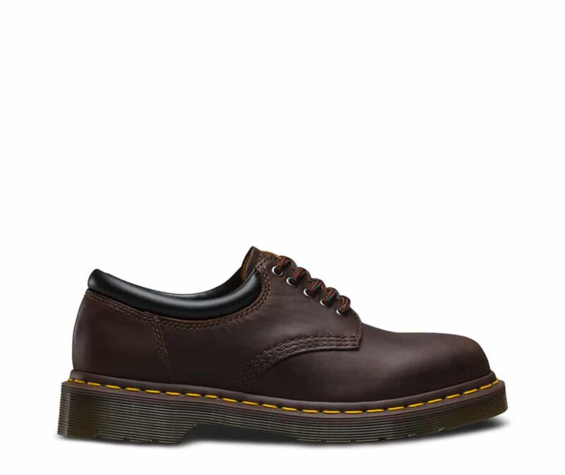 Dr. Martens 8053 Gaucho Crazy Horse 5-Eye Shoe 1