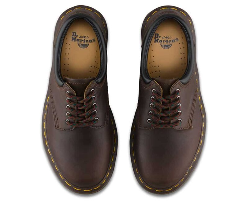 Dr. Martens 8053 Gaucho Crazy Horse 5-Eye Shoe 6