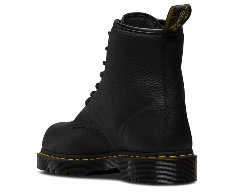 Dr. Martens Icon 7B10 Black Industrial Bear 7-Eye Work Boot 4
