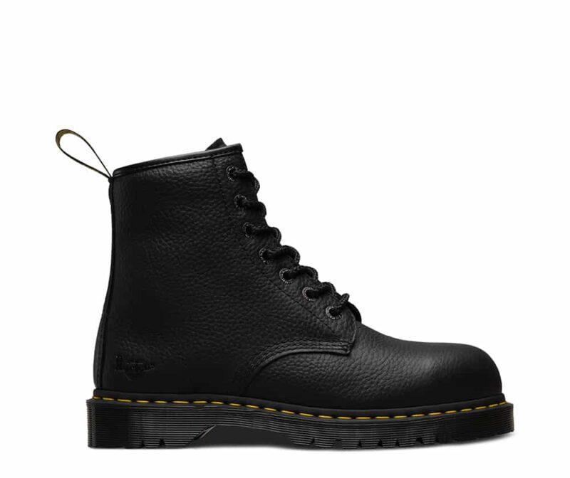 Dr. Martens Icon 7B10 Black Industrial Bear 7-Eye Work Boot 1