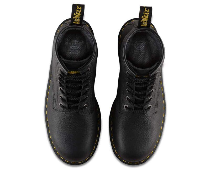 Dr. Martens Icon 7B10 Black Industrial Bear 7-Eye Work Boot 6