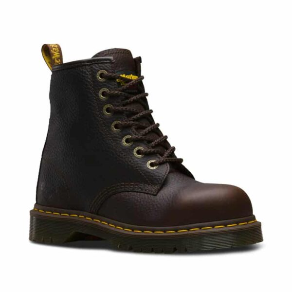 Dr. Martens Icon 7B10 Bark Industrial Bear 7-Eye Work Boot