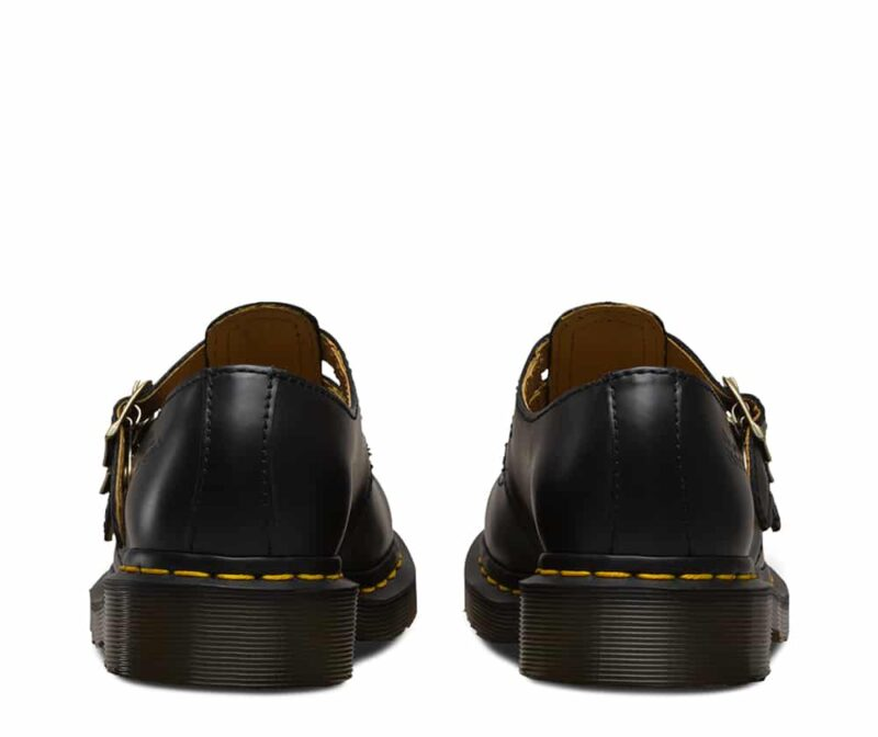 Dr. Martens 8065 Black Smooth Mary Janes 4