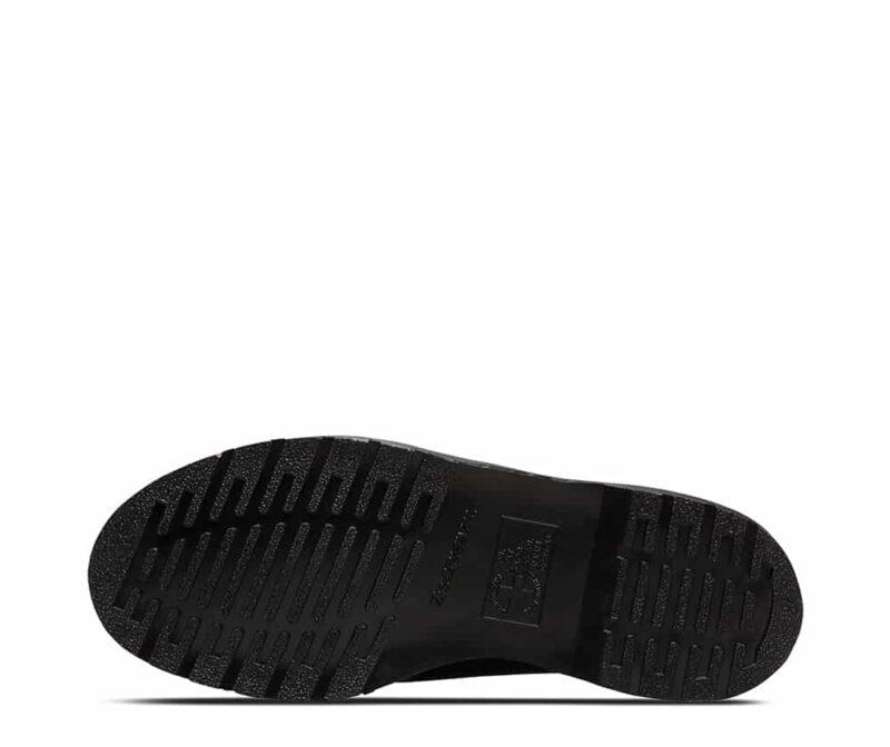 1461 Black Mono Smooth 3-Eye Shoe 5