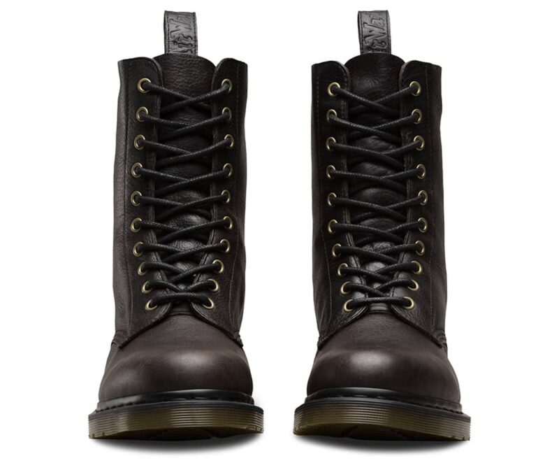 Dr. Martens 1490 Black Harvest 10-Eye Boot 2