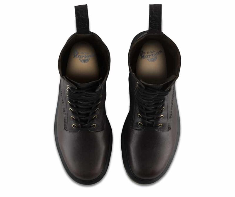 Dr. Martens 1490 Black Harvest 10-Eye Boot 6