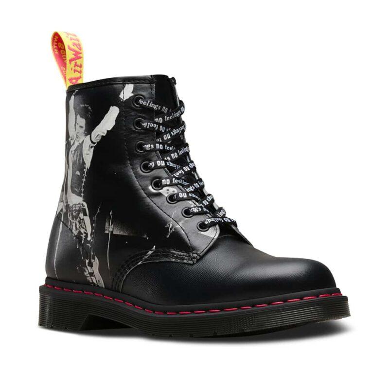 1460/24789001 Sex Pistols Vicious 8-Eye Boot
