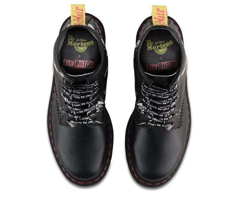 Dr. Martens 1460 Sex Pistols Vicious 8-Eye Boot 4