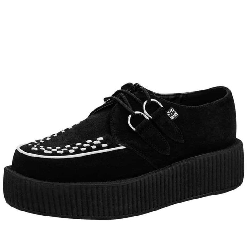 TUK Two Tone Suede Mondo Creeper V8366