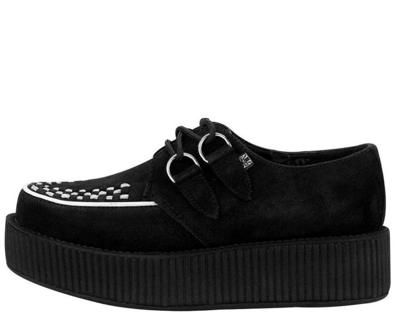 TUK Two Tone Suede Mondo Creeper V8366 1