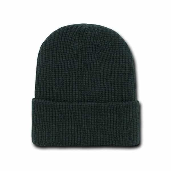 Black Watch Cap Beanie
