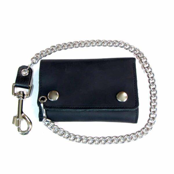 Mid Size Tri-Fold Wallet