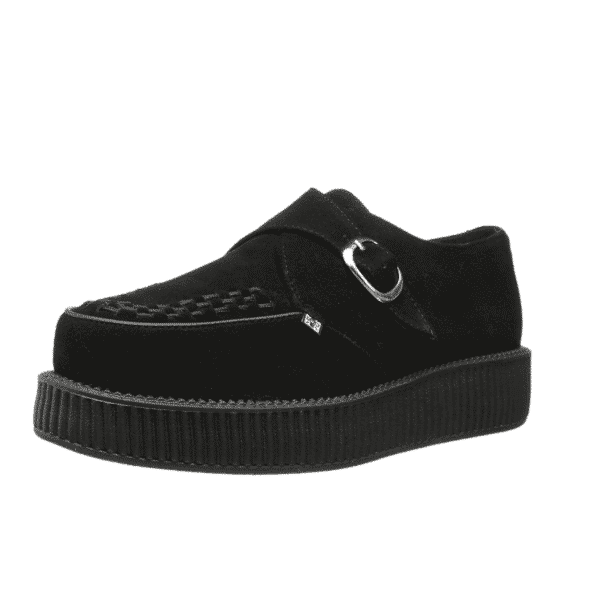 TUK Black Creeper Oxford V8356