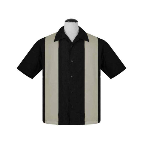 Black Stone Bowling Shirt