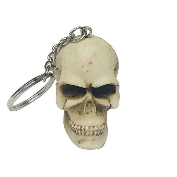 Vintage Skull Key Chain