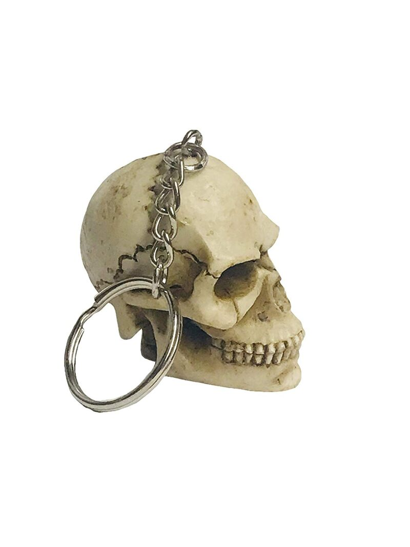 Vintage Skull Key Chain 1