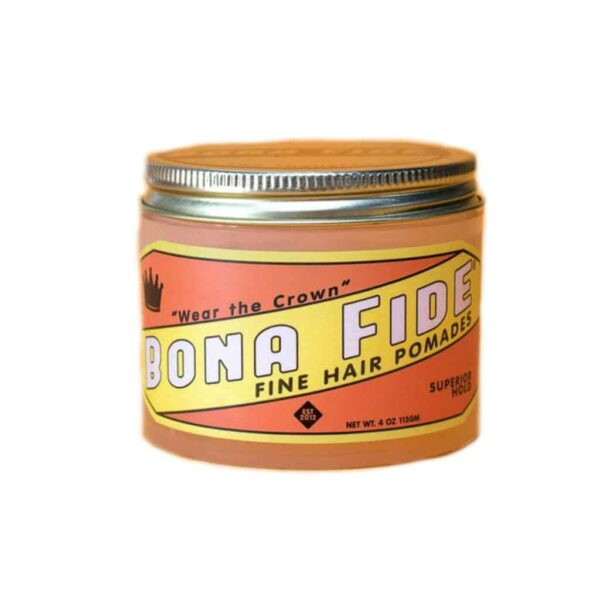 Bona Fide Superior Hold Pomade 4oz