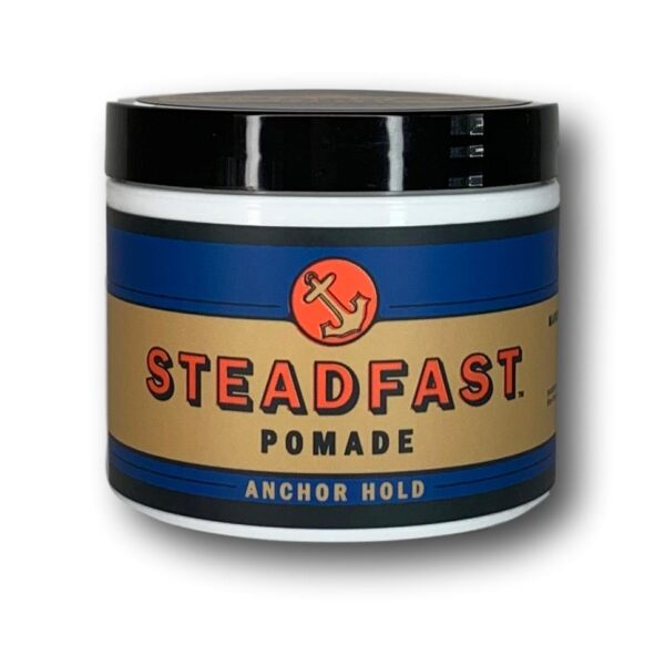 Steadfast Anchor Hold Pomade 4oz