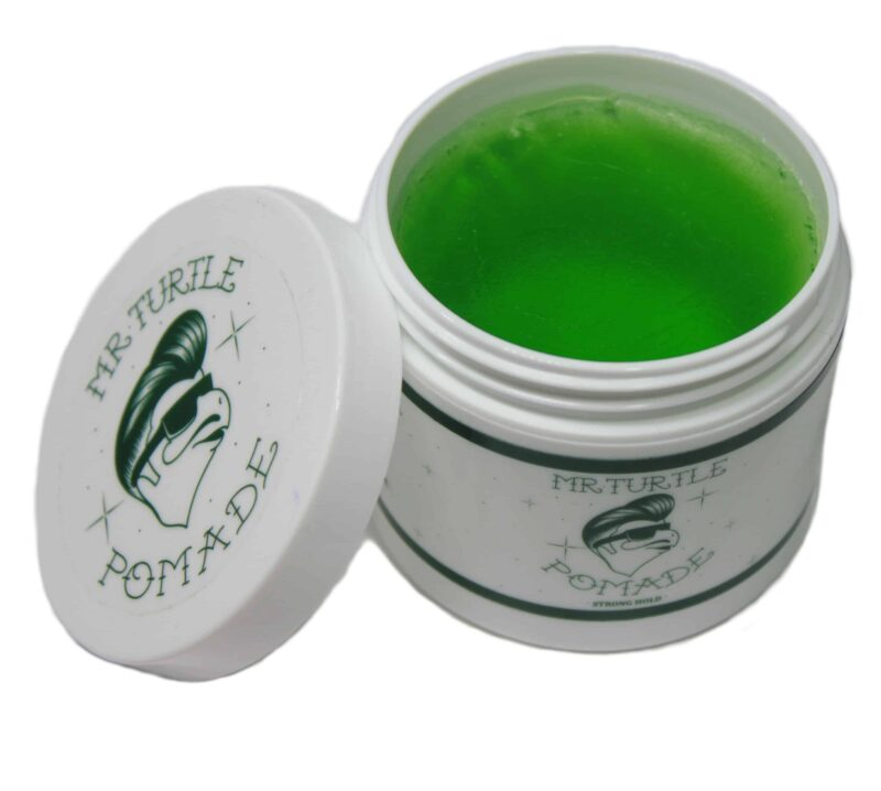 Mr. Turtle Strong Hold Pomade 4oz 1
