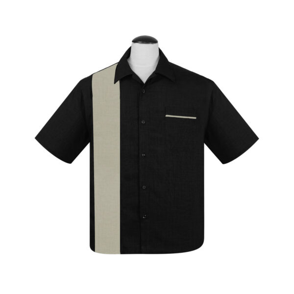 Black Sage Bowling Shirt