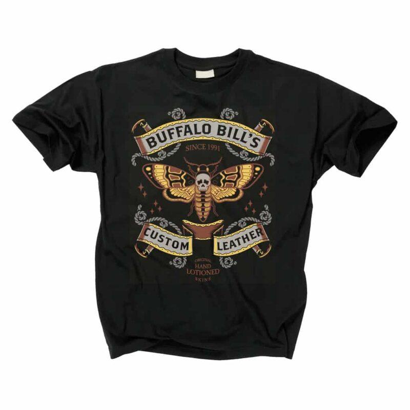 Silence of The Lambs Buffalo Bill T-Shirt