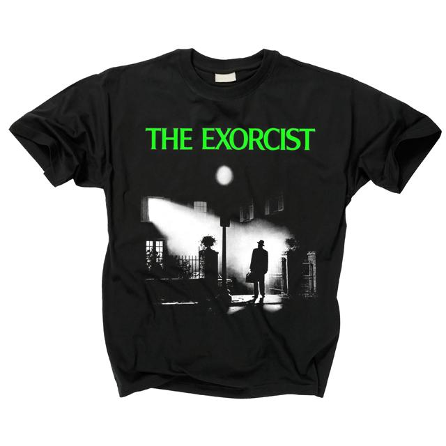 The Exorcist Poster T-Shirt