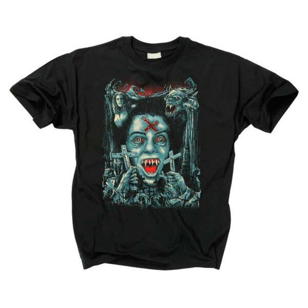 Fright Night Montage T-Shirt