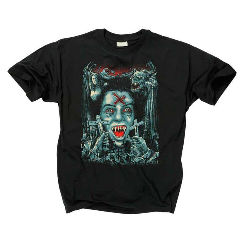 Fright Night Montage T-Shirt