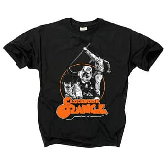 Clockwork Orange Collage T-Shirt