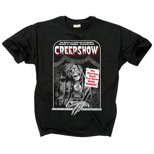 Creepshow Ticket Taker T-Shirt
