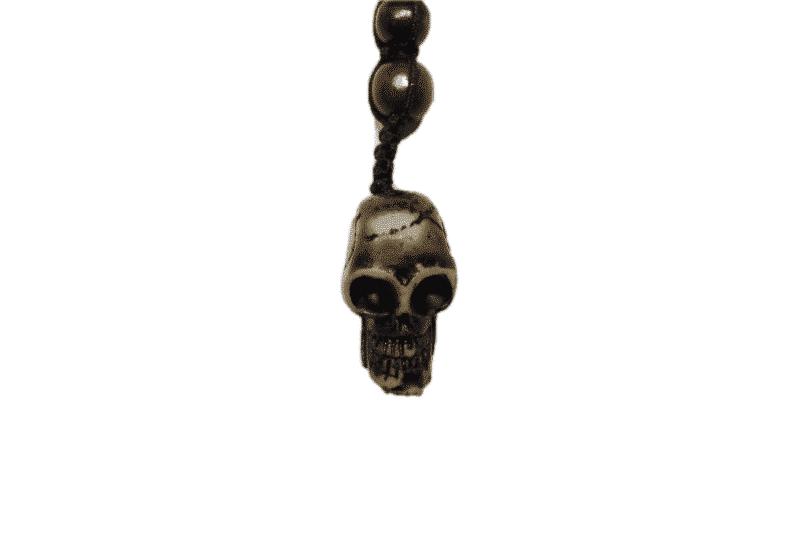 Skull Key Chain 1