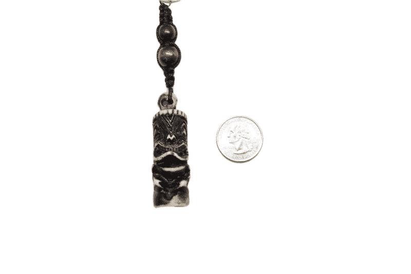 Tiki Head Key Chain 3
