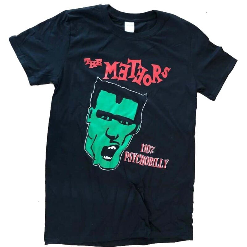 The Meteors 110% Psychobilly T-Shirt