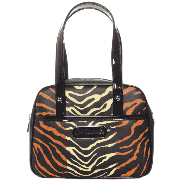 Mini Bowler Tiger Purse by Sourpuss Clothing