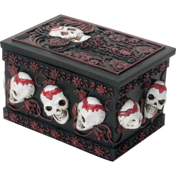 Day of the Dead Skull Box
