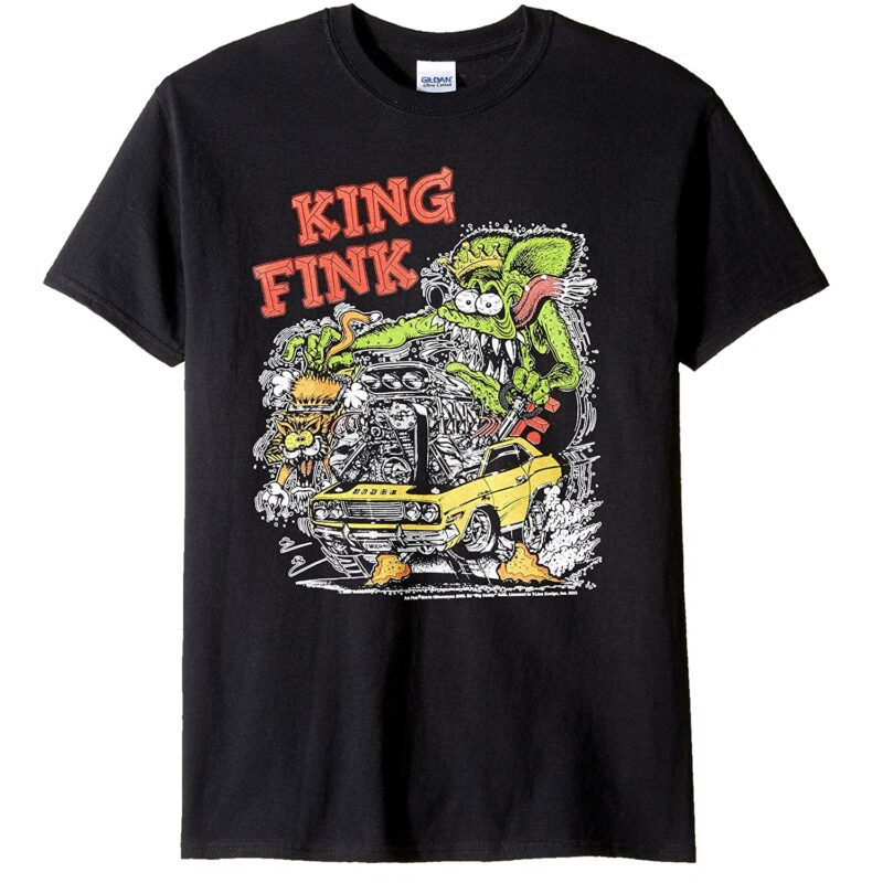Rat Fink King Fink T-Shirt