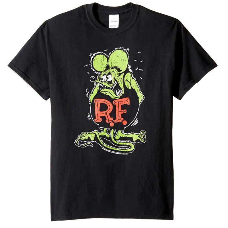 Rat Fink Distressed Vintaged T-Shirt
