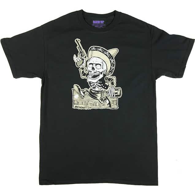 Ben Von Strawn Muertos T-Shirt