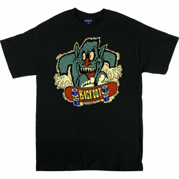 Ben Von Strawn Big Foot Skate T-Shirt